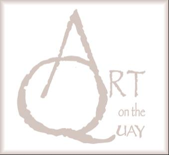 Art on the Quay logo