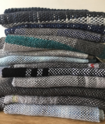 Mrs M – hand made knitted, crocheted or weaved