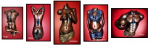 NakedArt – sculptures from live models