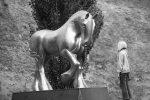 Raymond Herber / Iron Ridge Quarry Sculpture Park